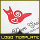 Love Snail - Logo Template - GraphicRiver Item for Sale