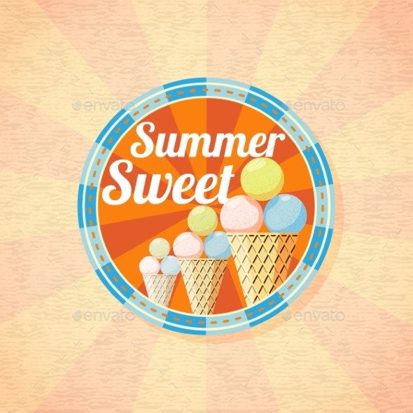 GraphicRiver Summer Sweet 11028073