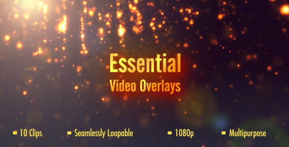 Essential Video Overlays