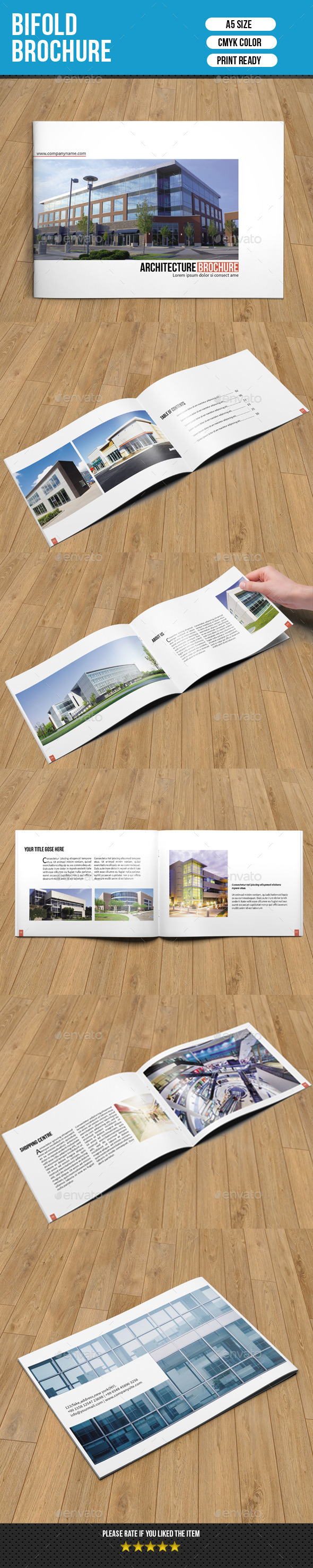 Architecture Brochure/Catalog-V161
