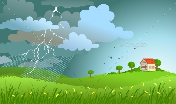GraphicRiver Storm is Coming 11029993