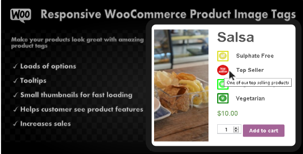 CodeCanyon Responsive Product Image Tags WooCommerce Plugin 11016995