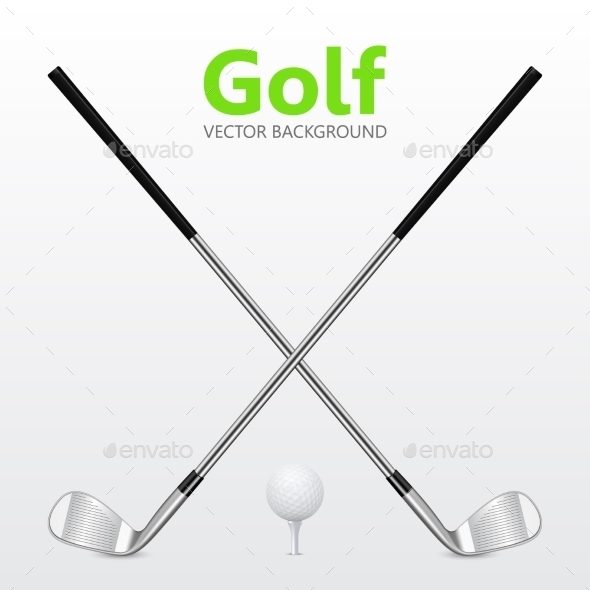 GraphicRiver Golf Background 11031836