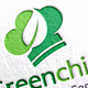 Green Chief Logo Template - GraphicRiver Item for Sale