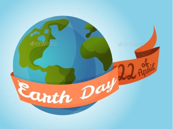 GraphicRiver Earth Day 11031890
