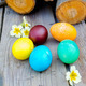 Painted Easter eggs - PhotoDune Item for Sale