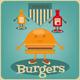 Burger - GraphicRiver Item for Sale
