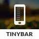 Tinybar | Mobile & Tablet Responsive Template - ThemeForest Item for Sale
