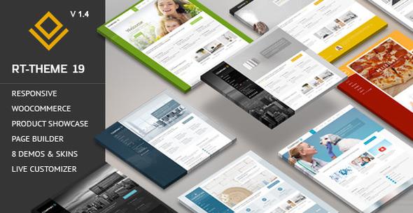 RT-Theme19 | Responsive Multi-Purpose WP Theme - Business Corporate