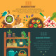 Garden Story - GraphicRiver Item for Sale