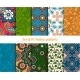 Paisley Patterns  - GraphicRiver Item for Sale