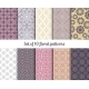 Pastel Patterns  - GraphicRiver Item for Sale