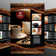 Coffee Menu Flyer #2 - GraphicRiver Item for Sale