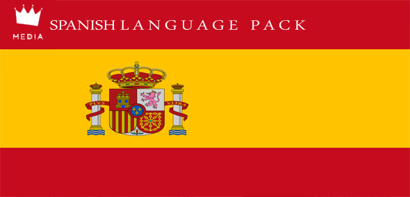 CodeCanyon Spanish language pack for KingMedia 11015635