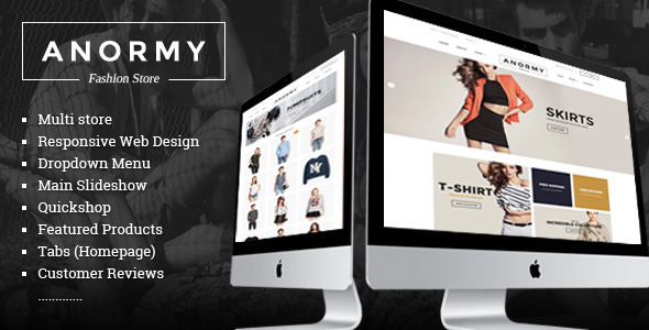 ThemeForest Anormy Flexible Shopify Template 11035635