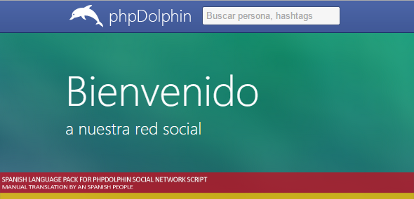 CodeCanyon Spanish language for phpDolphin 11035664