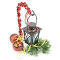 christmas decorations isolated on white background - PhotoDune Item for Sale