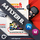 Security Systems Flyer Bundle Templates - GraphicRiver Item for Sale