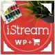 iStream - Creative Responsive WordPress Shop Theme - ThemeForest Item for Sale