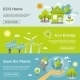 Eco Energy Banner - GraphicRiver Item for Sale