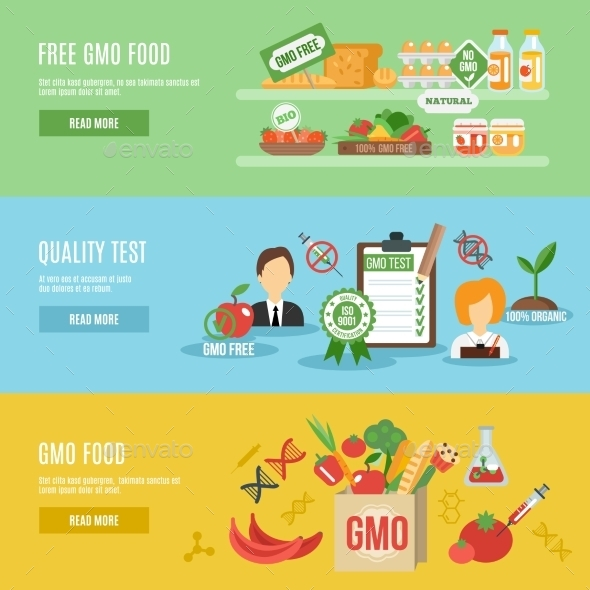 GraphicRiver Gmo Banner Set 11036935