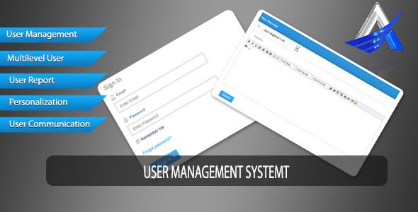 Download User Management System nulled download