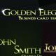 Tru-Gold Elegance Business Card Templates - GraphicRiver Item for Sale