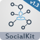SocialKit - Social Networking Platform - CodeCanyon Item for Sale