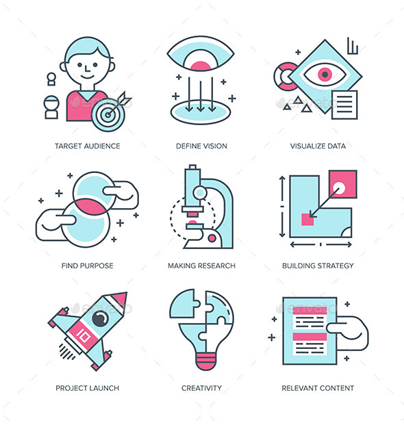 GraphicRiver Create Brand Icons 11037721