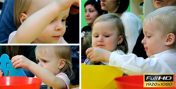 Children Are Engaged In Early Development 3