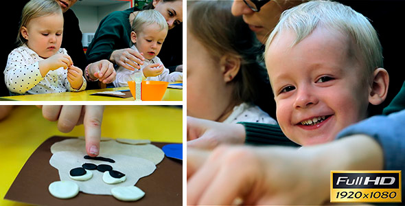 VideoHive Children Are Engaged In Early Development 6 11037909