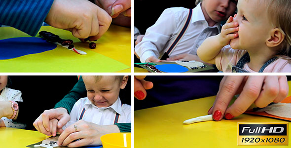 VideoHive Children Are Engaged In Early Development 7 11037975