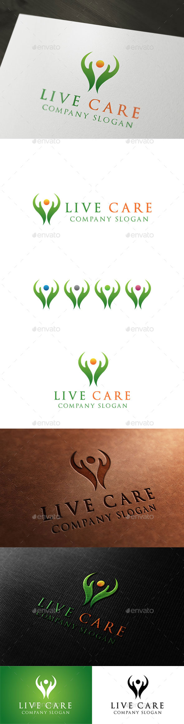 GraphicRiver Live Care 11038151