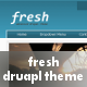 Fresh - Advanced Drupal Theme