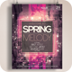 Spring Melody Flyer Template - GraphicRiver Item for Sale