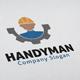 Handyman Logo - GraphicRiver Item for Sale