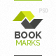 BookMarks - Corporate & OnePage PSD Template