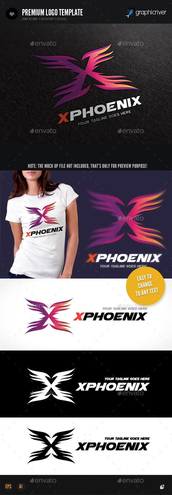 GraphicRiver X Phoenix 11039564