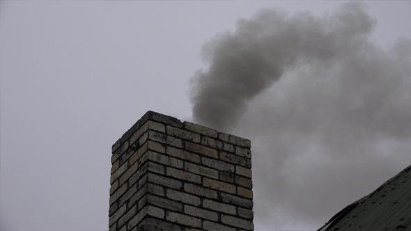 Chimney And Smoke