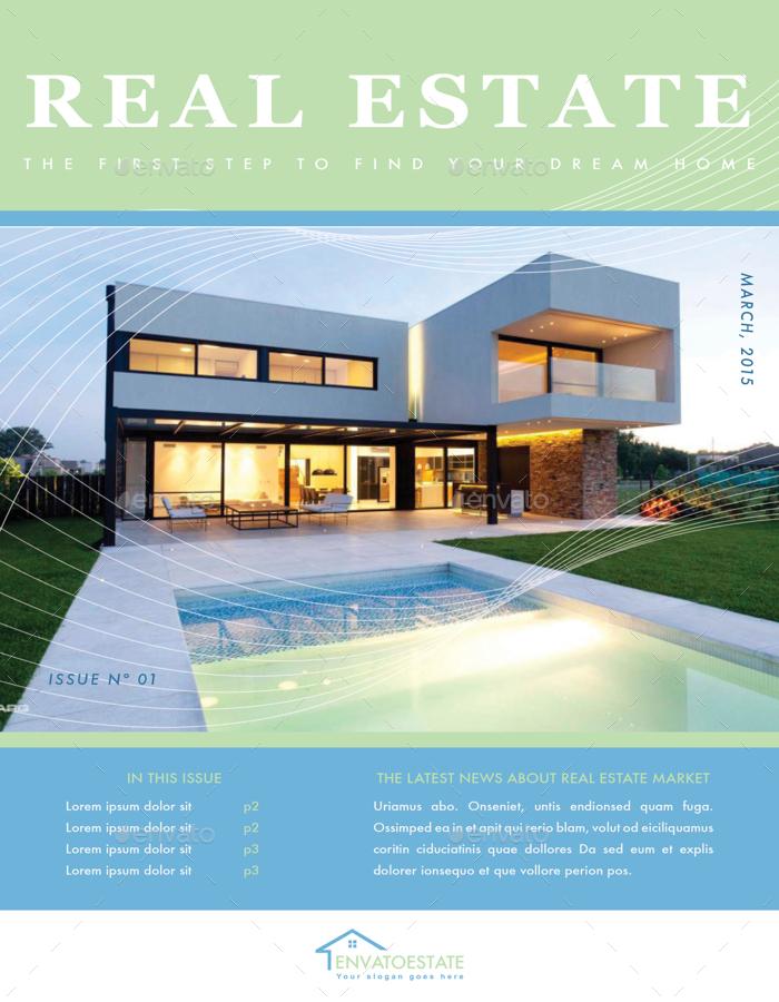 real estate prospectus template - real estate brochure template by carlos fernando