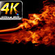 Abstract Fire Smoke Turbulence - VideoHive Item for Sale