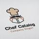 Chef Catalog Logo - GraphicRiver Item for Sale