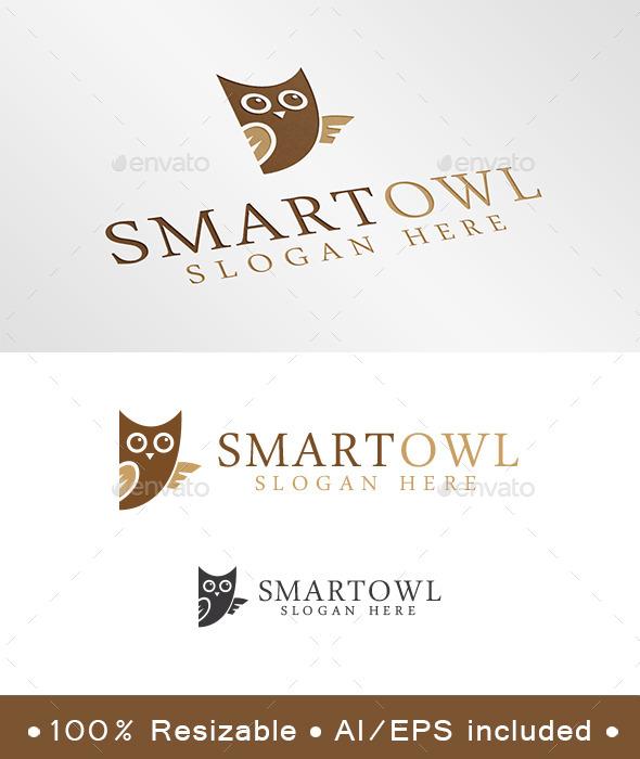 GraphicRiver Owl Logo 11040258