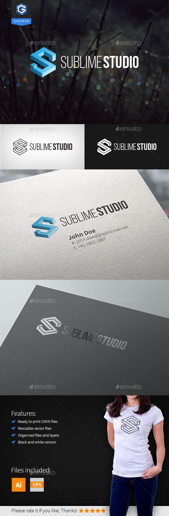 GraphicRiver Sublime Studio 11040440