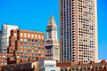 Boston Clock tower Custom House Massachusetts - PhotoDune Item for Sale