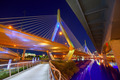Boston Zakim bridge sunset in Massachusetts - PhotoDune Item for Sale