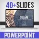 Square PowerPoint Template - GraphicRiver Item for Sale