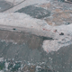 Aerial Shot Landfill with Working Trucks - VideoHive Item for Sale