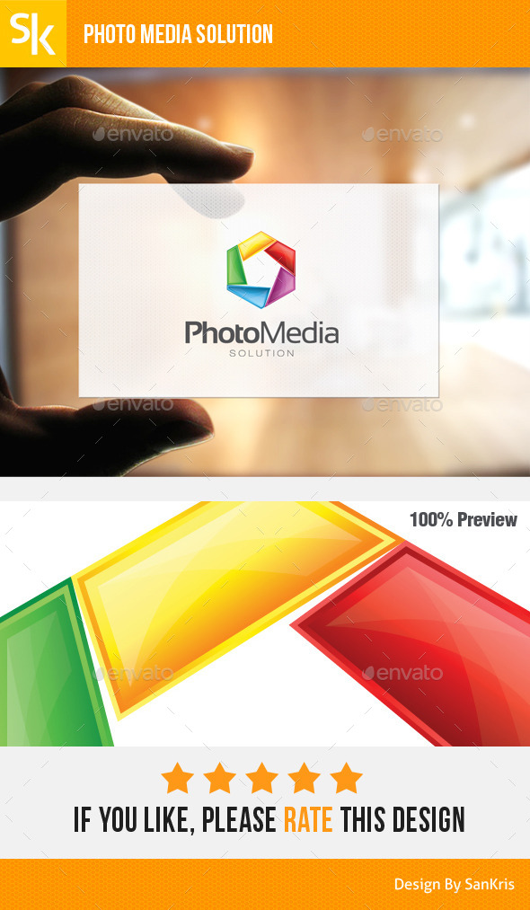 GraphicRiver Photo Media Solution 11041260