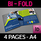Company Brochure Bi-Fold Template Vol.40 - GraphicRiver Item for Sale